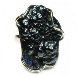 Кольцо с гематитом 1618-nr
