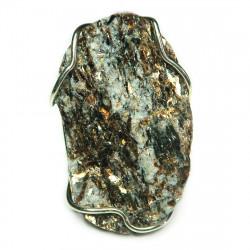 Кольцо с астрофиллитом 1624-nr