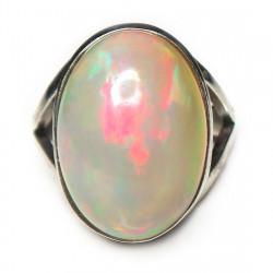 Кольцо с опалом 1857-er