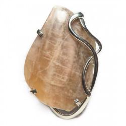 Кольцо с золотым камнем 1592-nr