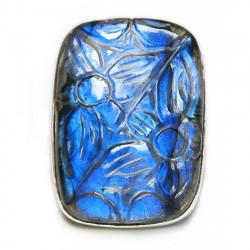 Кольцо с лабрадором 1595-nr