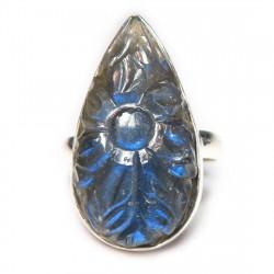 Кольцо с лабрадором 1596-nr