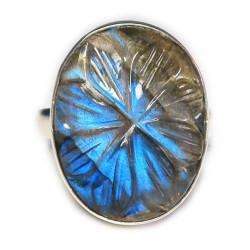 Кольцо с лабрадором 1598-nr
