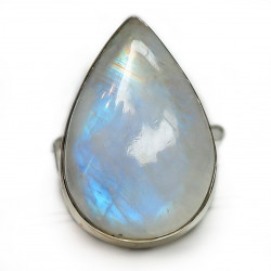 Кольцо с лунным камнем 1558-nr