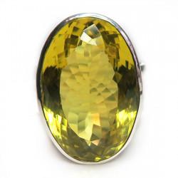 Кольцо с лимонным цитрином 1833-er
