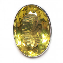 Кольцо с лимонным цитрином 1834-er
