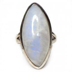 Кольцо с лунным камнем 229-nr