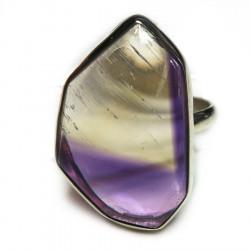Кольцо с аметрином 386-amr