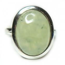 Кольцо с пренитом 687-nr