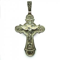Кулон - крестик 011-nn