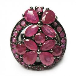 Кольцо с рубином 1235-er