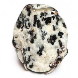 Кольцо с астрофиллитом 1507-nr