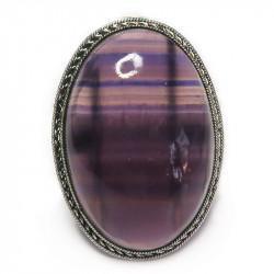Кольцо с флюоритом 1178-nr