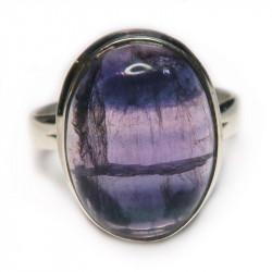 Кольцо с флюоритом 1239-nr