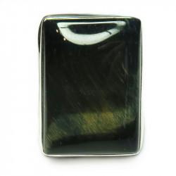Кольцо с соколиным глазом 1261-nr
