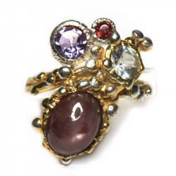 Кольцо с рубином 1319-er