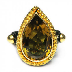 Кольцо с султанитом (диаспор) 1449-er