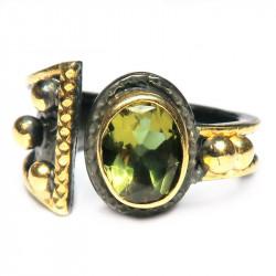 Кольцо с султанитом (диаспор) 1451-er