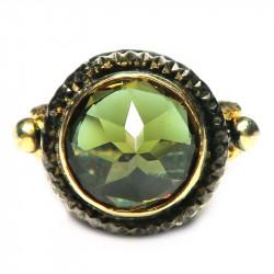 Кольцо с султанитом (диаспор) 1452-er