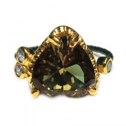 Кольцо с султанитом (диаспор) 1643-er
