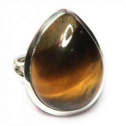 Кольцо с тигровым глазом 232-nr