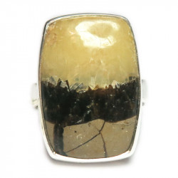 Кольцо с симбирцитом 519-nr