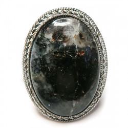 Кольцо с астрофиллитом 1006-nr