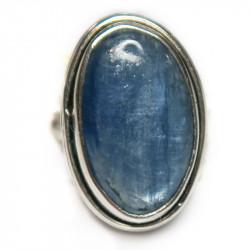 Кольцо с кианитом 127-nr