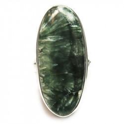 Кольцо с серафинитом (клинохлор) 1280-nr