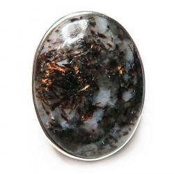 Кольцо с астрофиллитом 1398-nr