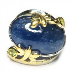 Кольцо с танзанитом 1424-er