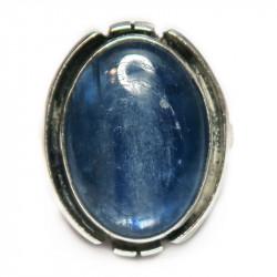Кольцо с кианитом 438-nr