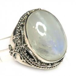 Кольцо с лунным камнем 1057-nr