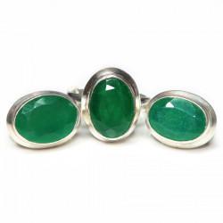 Комплект с зеленым ониксом 527-nk