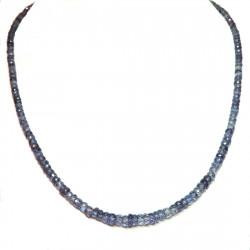 Бусы из александрита 631-eo